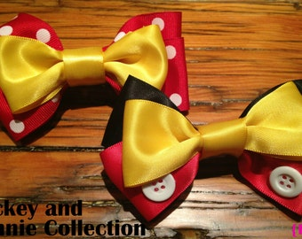Mickey and Minnie Mouse Collection