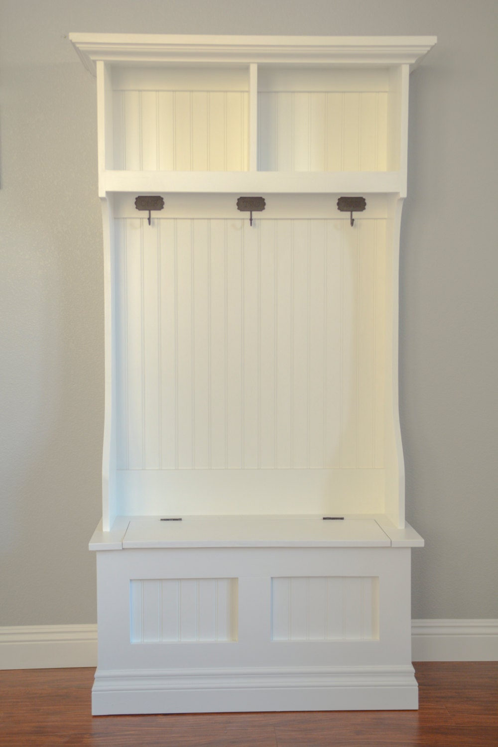 Hall tree mudroom storage bench and hutch beautifully made Mud room benches