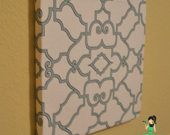 12x12 inch Custom Fabric Covered Cork Board - Office Decor, Nursery Decor, Baby Shower Gift, Wall Accent NOW available in more sizes!