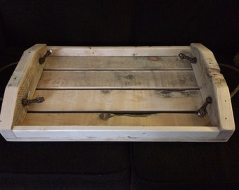 Rustic Serving Tray