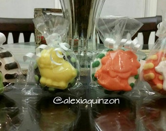 SAFARI Themed Baby Shower Chocolate Covered Oreo (dozen)
