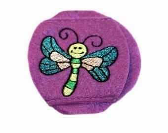 Child Dragonfly Eyeglass Eye Patch