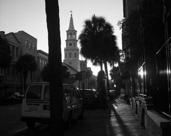 """Photograph, Wall Decor, Charleston Scene, 8"""" X 10"""""""