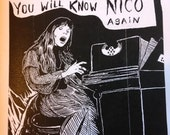 When I Remember What to Say: You Will Know Nico Again
