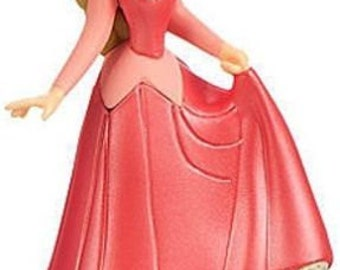 Christmas,Ornaments,Disney,Sleeping Beauty,Princess,Aurora,Briar Rose,PVC,Custom