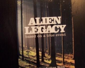 Alien Legacy by Geraldine Sutton Stith