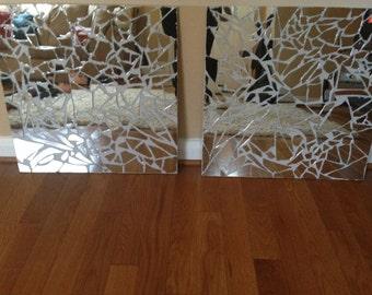 Artbroken mirror artshattered mirror artmirror artbroken for Broken mirror art