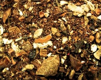Rooibos Chai loose tea (4 oz bag)