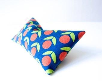 Eye Pillow for Yoga or Meditation- Echino - KOKKA - Organic Lavender - Relaxation