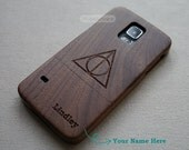 Harry Potter phone case, Wood Galaxy S5 Case, Custom Samsung Galaxy S4 Case, Wood Samsung S3 Case, Wood Samsung S6 Case, Harry Potter - B4