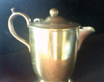 Brass Watering Jug