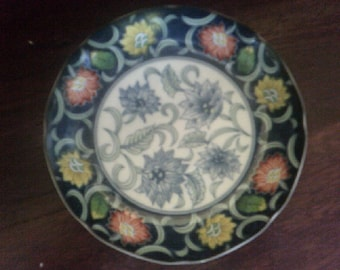 Bowl Japanese Porcelain Lotus Bowl
