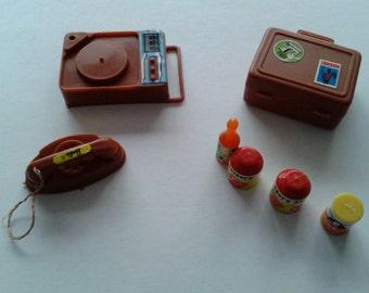 Barbie Princess Phone, Suitcase,Stereo