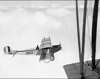 24x36 Poster; Curtiss Jn-4 Jenny P3