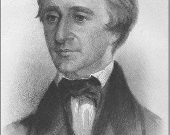 24x36 Poster; Henry David Thoreau Walden Walking