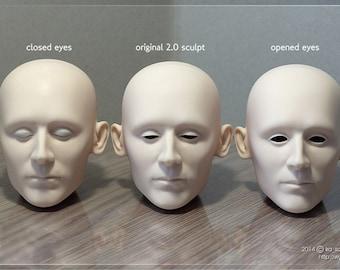 BJD Thomas head v.2