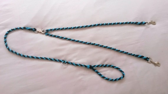 Four Strand Round Braid Paracord Lanyard By Blindknotsparacord