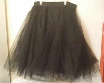 Circle Tulle Skirts are not the same as tutus!