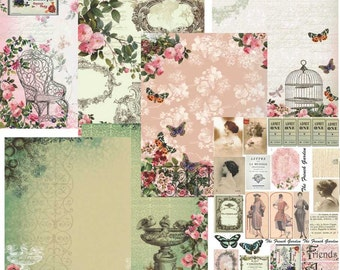 The French Garden papers