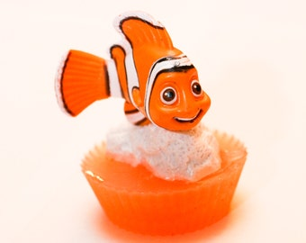 Kids Soap, NEMO Soap, Soap, Children's Soap, Birthday Party Favor, Soap, Toy Soap, Kid Friendly Soap