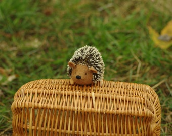 Hedgehog waldorf animal