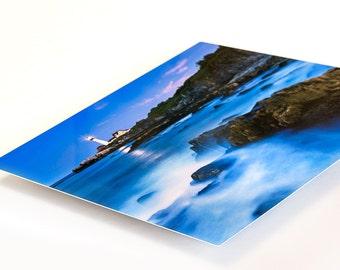 "Photo to Metal Print 12"" x 16"""