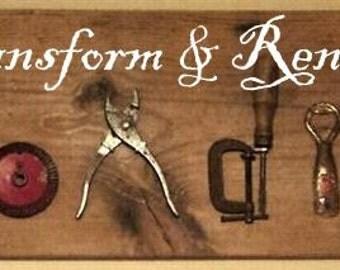 Tool Art - Custom Ordered Names, Words, etc...