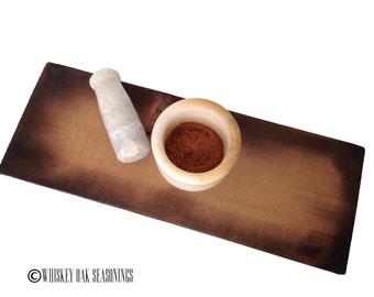 Whiskey Oak Smoked Pork & Poultry Seasoning, Smoked Seasonings, Smokey Flavor, Grilled Chicken, Gourmet Seasonings, Hardwood Smoke
