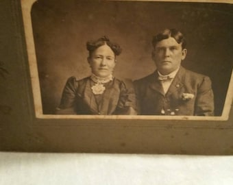 Vintage Photo of Couple
