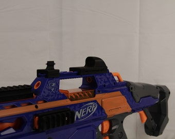 3D Printed – Nerf Iron Front or Rear Sight for Nerf Gun