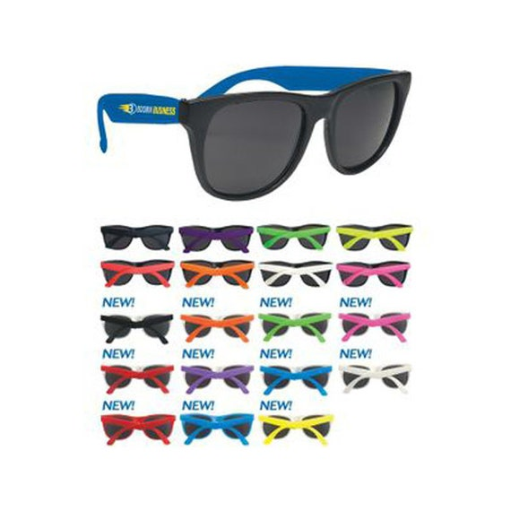 150 Personalized Rubberized Sunglasses By PersonalizeGuys