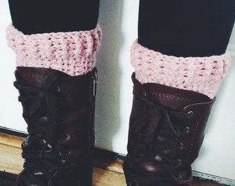 Rose Ankle Boot Cuffs