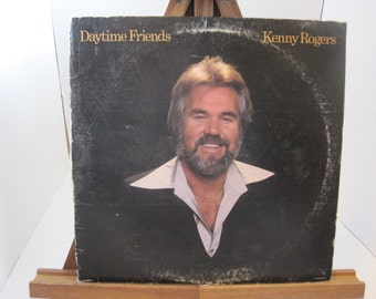 Kenny Rogers Daytime Friends Album