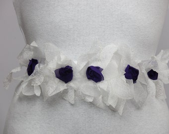 Wedding Belt, Bridal Belt, Sash Belt Wedding Dress Belt,