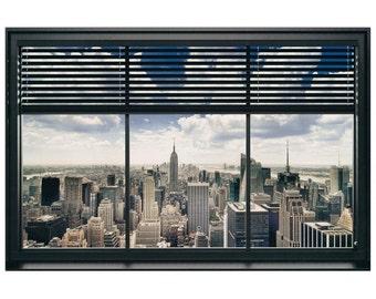NEW YORK-Window blinds EC22107