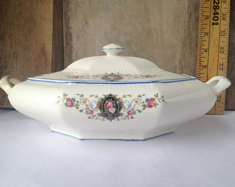vintage THOMPSON serving dish