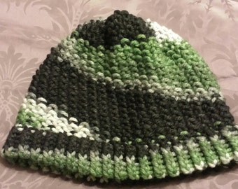 Camouflage Style Beanie