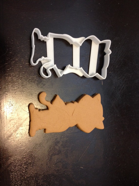 Silhouette Cookie Cutter Cookie Cutter Silhouette