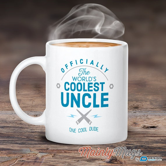Uncle Gift Uncle Mug Cool Uncle Birthday Gift For By