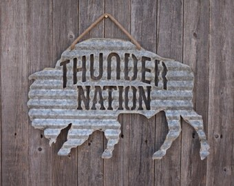 "Bison ""Thunder Nation"""