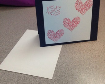 Fallow Your Heart cards