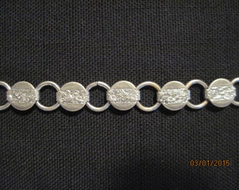 Silver Toned Bracelet by Sarah Coventry