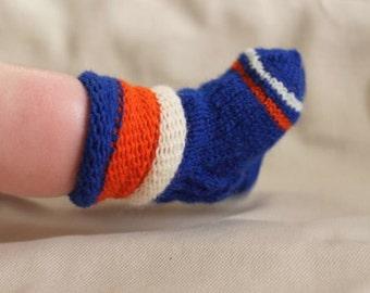 Toddler's wool socks