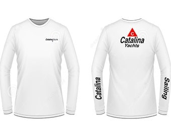 Catalina Yachts Long Sleeve T-Shirt