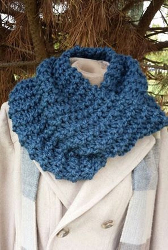 Back by popular demand PDF EASY Knitting Pattern for Bulky ...