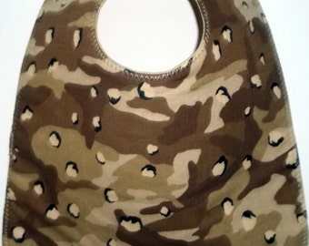 Camouflage Baby Bib Camo Bib Military