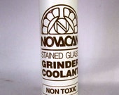8 oz Novacan Grinder COOLANT Extends life of bits and blades!  Protect your grinder and saws.  Glass Supply.