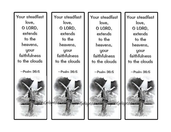Items similar to printable bookmark christian bible for Religious bookmark templates