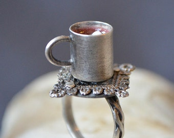 Hot Cocoa Mug Ring