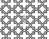 Spanish Cathedral Architecture Larger Size Clear Stamp Texture